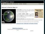 Revolver Maps: Interactive 3D Visitor Globe
