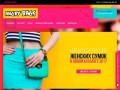 AngryBags - интернет-магазин женских сумок и аксессуаров. (Россия, Иркутская область, Иркутск)