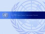 Организация Объединенных Наций (ООН) (Официальный веб-сайт Центральных учреждений Организации Объединенных Наций в Нью-Йорке)