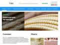 ООО «ТЗС» - крупнейший производитель композитной арматуры в Тульской области. (Россия, Тульская область, Тула)
