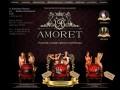 AMORET - стриптиз-клуб в Москве, ночной отдых (Strip club Moscow)