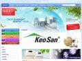 GEAL comfy - интернет-магазин фильтров для воды Keosan, Coolmart