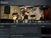 Сайт группы Blues Line