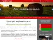 WestJobs - трудоустройство в Дании. (Украина, Закарпатская область, Ужгород)