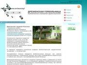 """Сайт МУЗ """"Дрезненской городской больницы"""