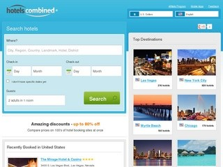 Hotels Combined - онлайн бронирование отелей