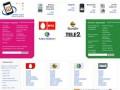 Операторы Омска: МТС, Билайн, Мегафон, Теле2. Сотовые телефоны и программы