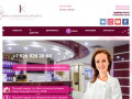 Официальный сайт пластического хирурга Константиновой Ирины Валерьевны (Россия, Московская область, Москва)