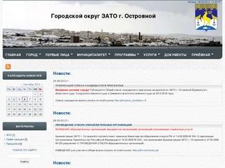 Zato-ostrov.ru