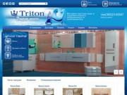"""Акриловые ванны """"Тритон"""", мебель для ванной комнаты - розничный интернет-магазин от производителя (Новосибирск, ООО «Тритон», тел. (383)2143347)"""