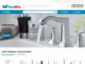 Интернет-магазин сантехники и мебели для ванной комнаты Санвикс