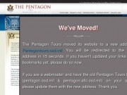 The Pentagon Tours USA (официальный сайт Пентагона, США)