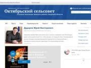 Октябрьский сельсовет сельское поселение Зейского района Амурской области