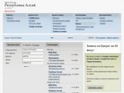 Банки Горно-Алтайска, вклады, ипотека, автокредит, кредитная карта и кредит на неотложные нужды