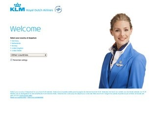 KLM - Royal Dutch Airlines (Book KLM flight tickets – Special offers – Fast)