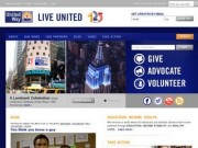 United Way (United Way Worldwide is the leadership and support organization for the network of nearly 1,800 community-based United Ways in 45 countries and territories)