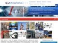 Официальный сайт телекоммуникационной компании