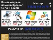 Компьютерная помощь, ремонт компьютеров и ноутбуков Красное Село