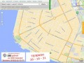 Карта Архангельска с улицами и номерами домов