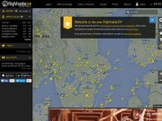 flightradar24 - все самолёты онлайн