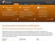 Создание сайтов в Нижнекамске от 2200 рублей! | Создание сайтов в Нижнекамске