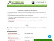 Веб-студия. Разработка и продвижение сайтов (Россия, Башкортостан, Уфа)