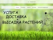 Петросад - саженцы в Ленинградской области