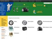 Интернет-магазин Шина+ Онлайн Продажа автомобильных шин и дисков, аккумуляторов, автостекол (Псковская область, г. Псков)
