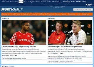 SPORTSCHAU (sportschau.de)
