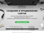Создание и продвижение сайтов - Nanocats Набережные Челны Заказать сайт