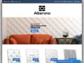 Alberona   3D панели в Благовещенске   Дизайнерские гипсовые панели для стен (Россия, Амурская область, Благовещенск)