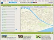 G-sochi.Ru. КАРТА - СОЧИ (предприятия города на КАРТЕ СОЧИ с телефонами и адресами)