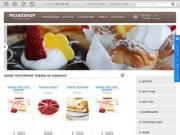 franzshop — интернет-магазин десертов, пиццы, пасты, продукты из Швеции.