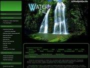 Все водопады мира – Чегемские водопады, Пшадские и Медовые водопады, фото, интересные факты.