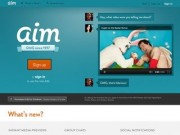AIM - Chat with all your Buddies