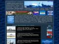 """Сайт """"Атрина""""  - боевые корабли России"""