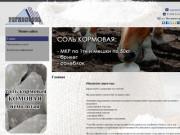 """ООО """"Регионсоль"""" - Реализация солей различного назначения: пищевая"""