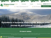 Живые елки оптом. Выгодные условия. (Россия, Нижегородская область, Нижний Новгород)
