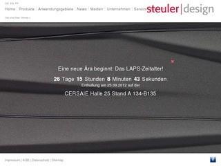 Steuler Fliesen GmbH (Innovative Ideen rund um die keramische Fliese) керамическая плитка