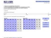 Meet-O-Matic: The World's Simplest Meeting Scheduler