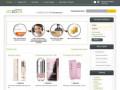Интернет–магазин парфюмерии и косметики от элитных брендов