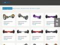 Купить гироскутер, моноколесо, сигвей или электроскейт в Москве | BE-IN-MOTION