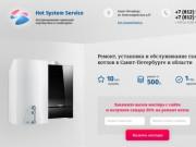 Ремонт и обслуживание газовых и дизельных котлов в Санкт-Петербурге и области — Hot System Service