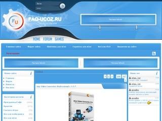 Файлы - Make Portal (скачать игры для приставок, PC, полезный софт, фильмы, все для uCoz)
