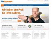MyHammer: Bewertete und qualifizierte Handwerker