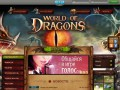 «World of Dragons» - онлайн игра