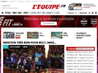 Lequipe.fr