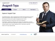 Адвокат Андрей Гора