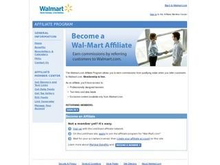 Affiliate Program - Walmart.com