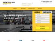 Мультисервис Мурманск - диагностика, ремонт, обслуживание, гарантия на все работы